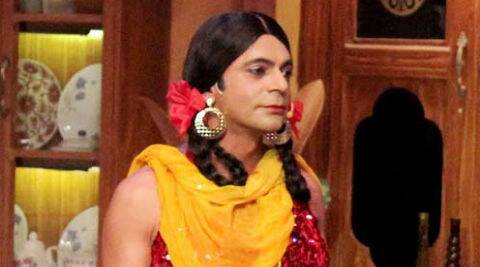 Sunil Grover will also play Kapil Sharma's onscreen father-in-law.