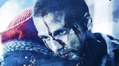'Haider' tells the tale of a man who is out to avenge the death of his father.