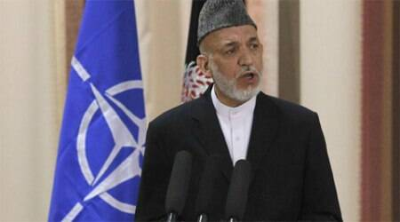 Karzai also reiterated calls on the Taliban to join the country's peace process and stop killing other Afghans.