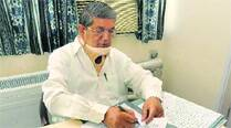 Rawat rules and campaigns from hospital bed