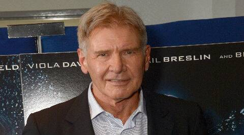Harrison Ford's representative has said he was doing well. (Source: AP)