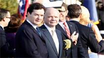 Top UK ministers on two-day visit to hold talks with Modigovernment