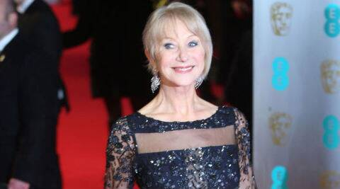 Helen Mirren: I did a film in France and I loved being there. (Source: AP)