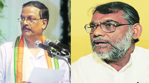 Two new faces — Jyotirmoy Kar, TMC MLA from Patashpur in East Midnapore. and Ashis Banerjee, the party legislator from Rampurhat in Birbhum district — were also inducted in the Cabinet Wednesday.