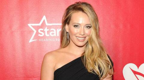 Hilary Duff tweeted: #KendallJones I think what you are doing is terrible. (Source: AP)