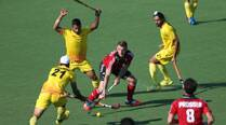 India toil hard in hockey opener at CWG