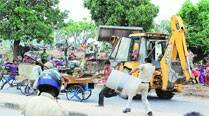 HUDA's demolition drive at Mansa Devi Complex leaves fate of manyundecided