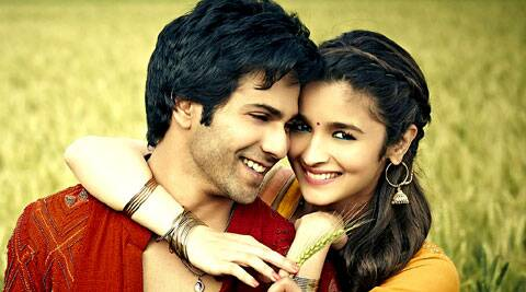 This is Varun Dhawan and Alia Bhatt's second film together