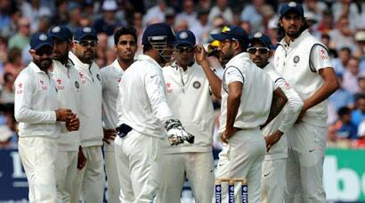 India tour of England: Third day, Indian seamers steal show against England