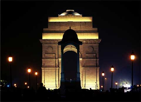 Jaitley also announced the construction of a War Memorial and museum at the Prince's Park near the India Gate. (Source: Express Photo by Munis Raza)