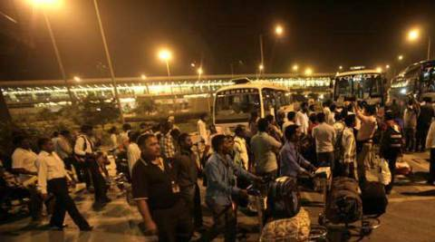 Over 3,500 Indians have been evacuated from conflict-hit Iraq in the last one month. ( File photo )