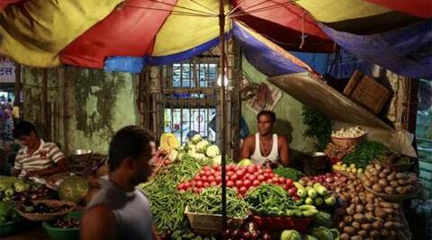 Inflation eases to 5.19 per cent in July as against 5.43 per cent in June. (Reuters)