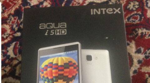 Intex Aqua i5 HD: Big Screen on budget