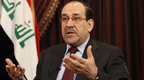 Prime Minister Nuri al-Maliki (Source: AP)