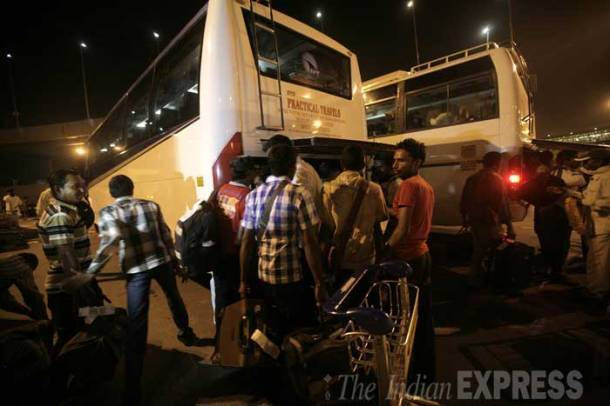 117 more Indians return from strife-torn Iraq