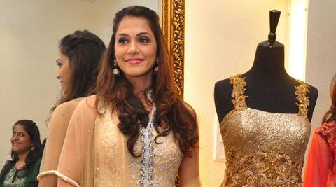 Isha Koppikar is pregnant.