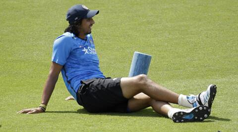 Ishant Sharma played a crucial role in India's win at Lord's but missed the third Test due to a niggle (Source: AP)