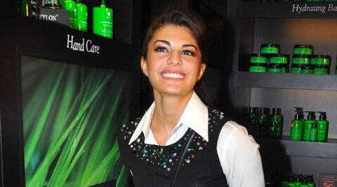Jacqueline is currently busy promoting 'Kick', in which she plays Salman Khan's ladylove.