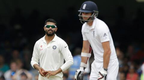 Jadeja was found not guilty of the first offence but match referee David Boon has fined him for a level 1 offence. (Source: AP)