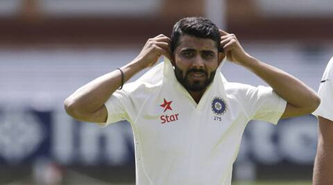 Ravindra Jadeja's every move will be closely watched by the spectators at Lord's (Source: AP)
