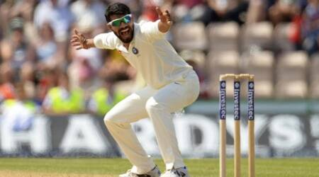 Jadeja chips in with bat, ball to give Saurashtra lead
