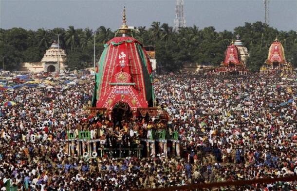 Rath Yatra comes to an end as Lord Jagannath returns to Puri