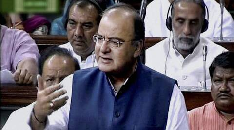 Union Finance Minister Arun Jaitley today announced subsidy of Rs 0.80 to Rs 1.20 per unit to small power consumers. (PTI)