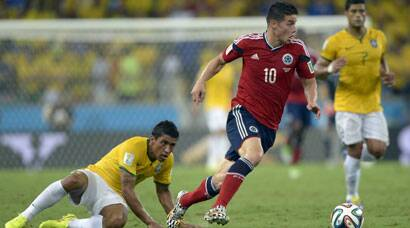 A new star is born: James Rodriguez