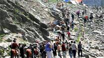 15th batch of devotees leave for Amarnath shrine
