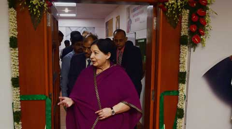 Subramaniam's remarks about Jayalalithaa on Facebook were defamatory in nature and affected her prestige, police said.