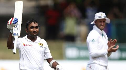 Mahela Jayawardene joined Indian Sunil Gavaskar and West Indian Brian Lara on 34 Test centuries (Source: Reuters)