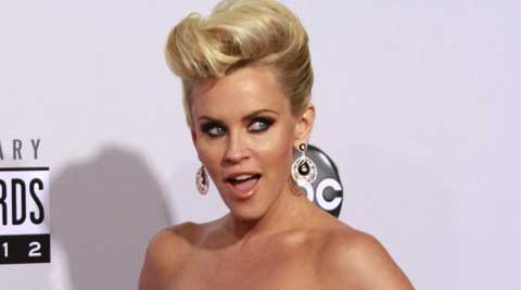 Former 'the View' host Jenny McCarthy, who is engaged to Donnie Wahlberg, said she does not want an over-the-top ceremony and can even get married in a  KFC. (Source: Reuters)