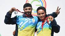 Jitu Rai strikes gold, silver for Gurpal in 50m pistol event