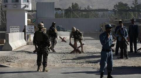 Two Indians killed in Taliban suicide attack near Kabul airport