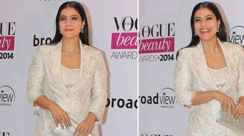 """""""Kajol will be doing a film this year. It will hopefully go on floors from October end. It will be produced  by me and directed by (ad filmmaker) Ram Madhvani,"""" said her husband Ajay Devgn."""