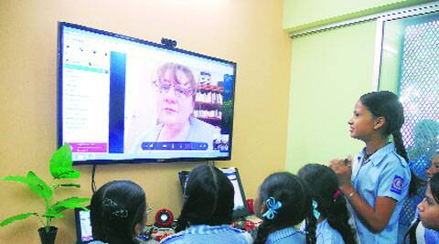 'Granny Cloud' offers children a virtual playground, says Mitra
