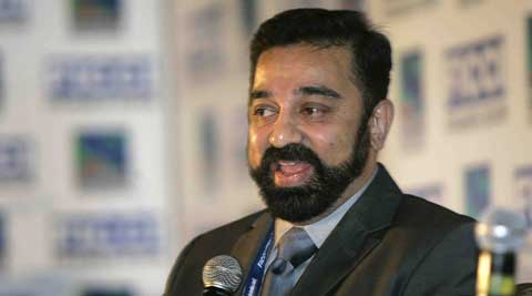 Actor-filmmaker Kamal Haasan has admitted that he's in talks with a few Telugu directors to do a film, but says he hasn't signed a film yet in the language.  He also says if a Telugu film happens, his home banner will produce it.