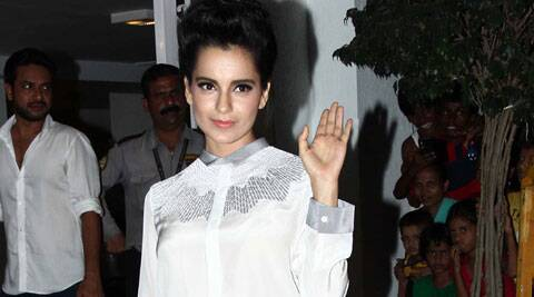 Kangana, who was last seen in 'Revolver Rani', will be seen featuring in some of the promotional initiatives by the brand.