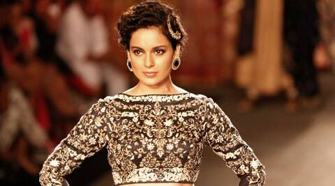 Kangana said, adding that she would like to wear a light-weighed lehenga on her special day.
