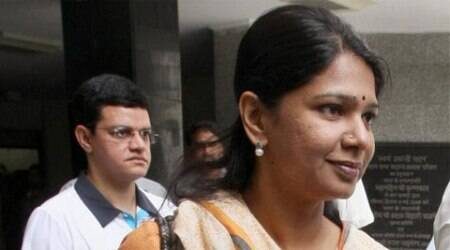 The apex court had earlier issued notice to the CBI on Kanimozhi's petition seeking quashing of the charges against her.