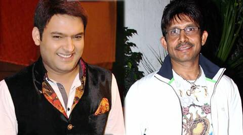 KRK has challenged Kapil Sharma to invite him on the show.