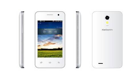 Karbonn smartphone series in this price range is supported by Android Jelly Bean and KitKat OS.