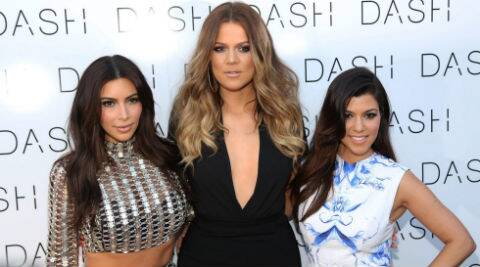 Kim Kardashian: I think our brand is all about empowering other women to be successful. (Source: AP)