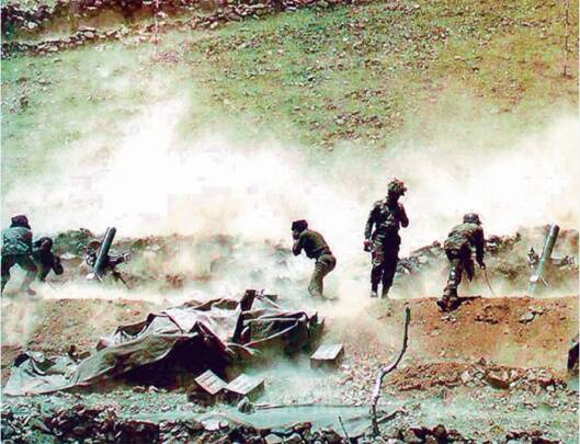 Lest we forget: The 1999 Kargil War