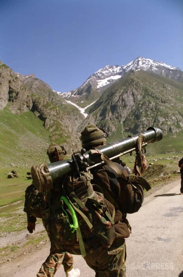 Lest we forget: The 1999 Kargil War