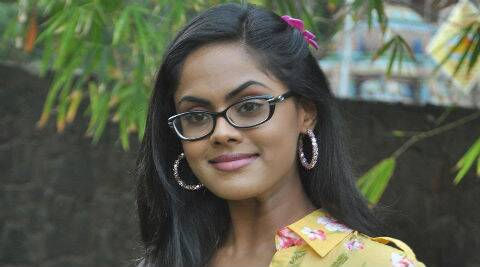 In the film, Karthika plays a courageous sister who comes to the rescue of the hero.