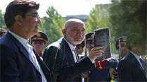 Karzai cousin killed in Afghan suicide attack: Officials