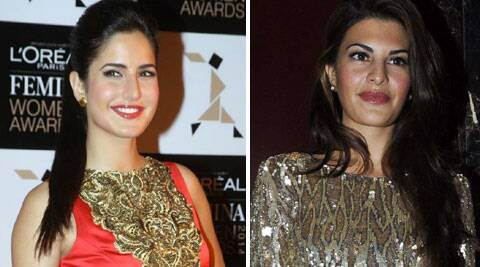 Jacqueline praised Salman Khan's former ladylove Katrina Kaif for working hard to be where she's today.