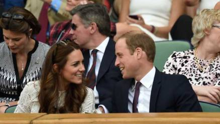 Kate Middleton, Prince William's date with Wimbledon