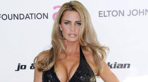 Katie Price opened up about her sexual abuse ordeal on her latest Fubar radio show. (Source: Reuters)